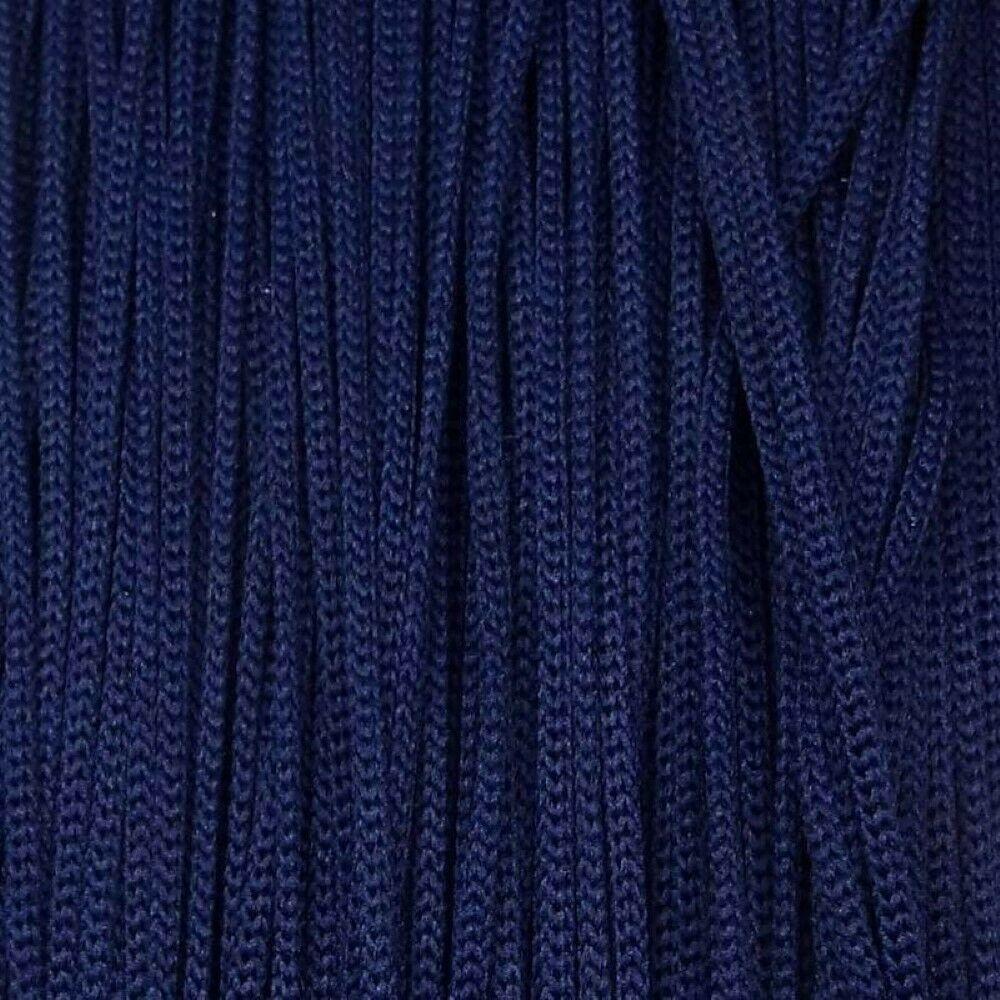 J 5 COLOUR 3mm Braided Cord Bag Anorak Coat Tie Lacing Lanyard BUY 1 2 4 8m